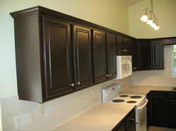 latest image gallery of refinishing pickled oak cabinets with refinish oak  cabinets.