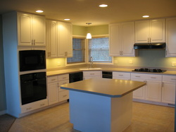 Picture,Kitchen Refinishing by www.SpecialtyCabinetFinishes.com